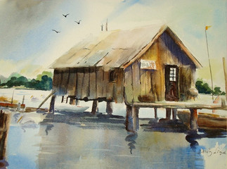 Old Boat House (K89)