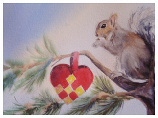 Norwegian Squirrel (K100)