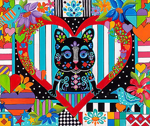 Valentine Cat 11x14.jpg