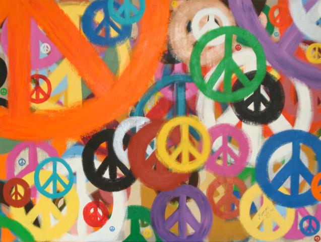Peace Everywhere