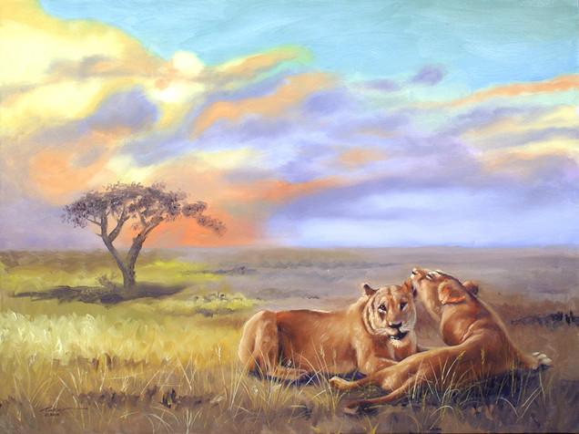 L-180-Two Lions.jpg