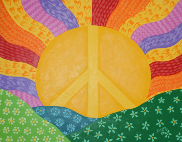 Peace on the Rise