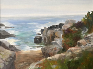 California View by the Ocean (K3)
