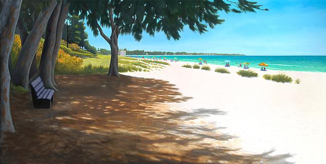 Under The Pines - Beachfront