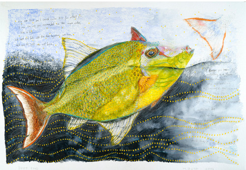 Deep End - (Fish)