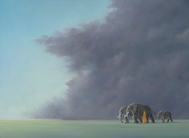 Wandering Clouds (Other Animals - Elepha