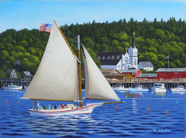 Maine Sailing 2