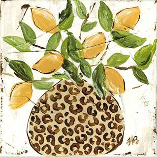 Lemons Leopard Vase_6x6.jpg