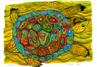 Mosaic (Reptile Series - Turtle)