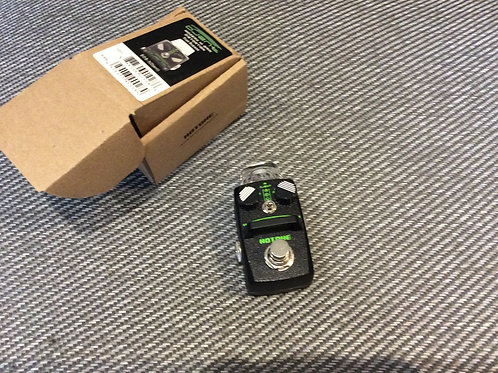 Hotone Djent High Gain Distortion Effects Pedal