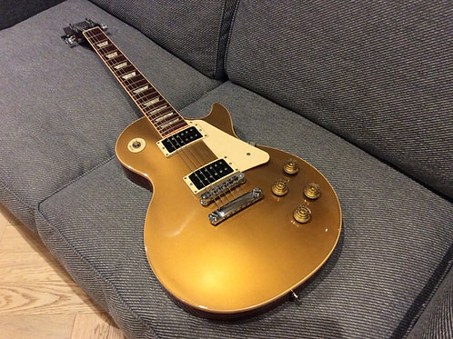 Gibson Les Paul Gold Top 2013
