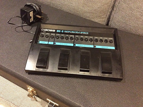 Boss BE-5 Multi Effects Pedal Made in Japan