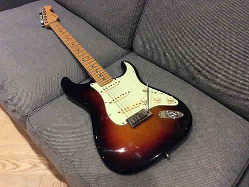 Fender American Deluxe Strat 2014