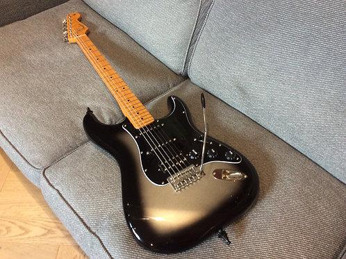 Fender Modern Player Silver Burst Strat