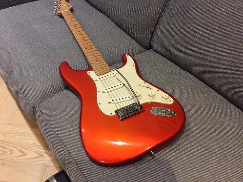 Fender American Deluxe Strat 2002