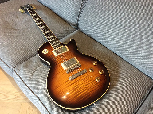 Gibson Les Paul Standard 2002 Desert Burst and Hard Case