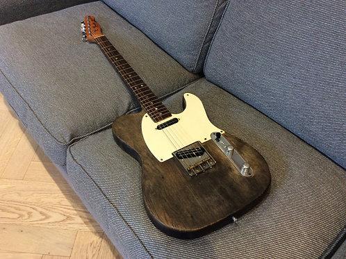 Fender Telecaster Natural Relic 1970s Neck 1980s Body