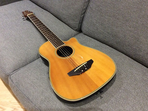 Applause by Ovation Mini Bowl Back Electo-Acoustic Guitar