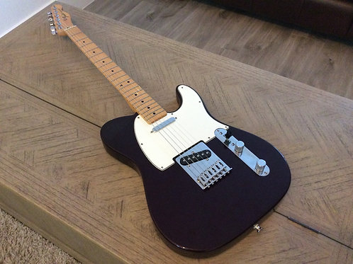 Fender Standard Telecaster 2010 Deep Purple Sparkle
