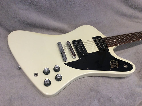 Gibson Firebird T 2017 White With Upgrades