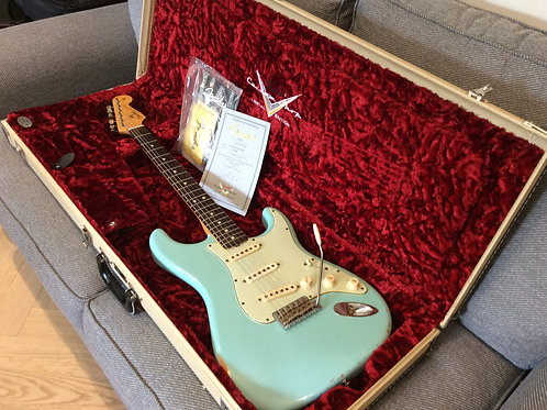 Fender Custom Shop Limited Edition Relic 2011