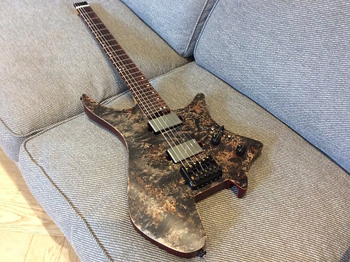 EART Headless Guitar With Fishman Fluence Pickups