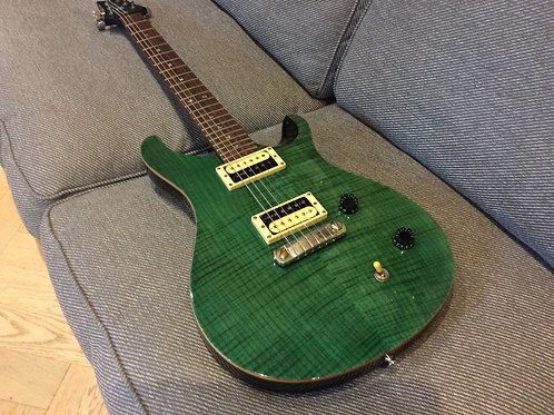 PRS Custom 24 SE Emerald Green