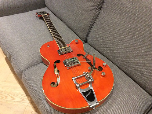 Gretsch G5120 Orange Stain Korean