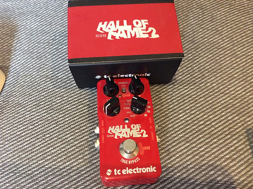 Hall of Fame 2 Reverb Pedal