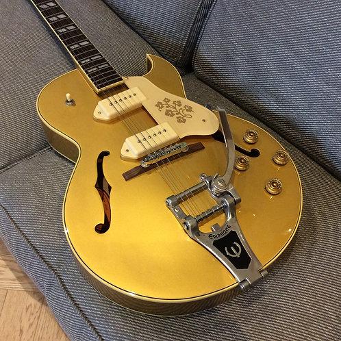 Epiphone ES295 Gibson P90s Original Case