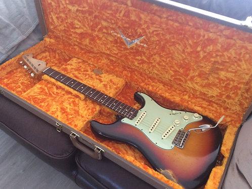 Fender Custom Shop Masterbuilt 1960 Strat by Carlos Lopez