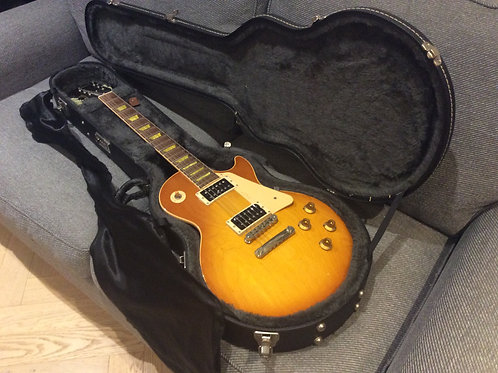 Gibson les Paul Classic 1960 2004 Model With Hard Case
