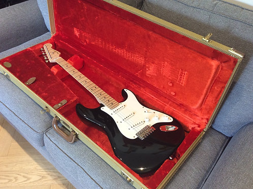 Fender Eric Clapton Blackie Stratocaster