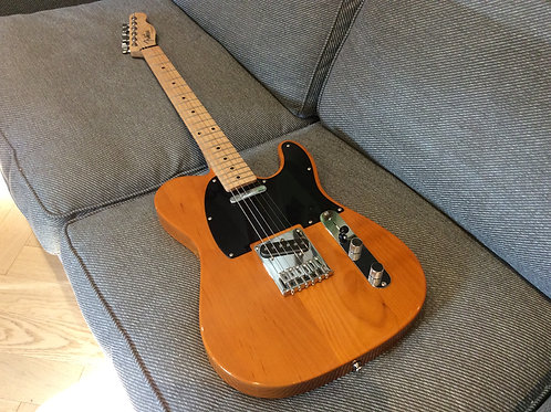 Fender Squier Telecaster Butterscotch With Tex Mex Pickups