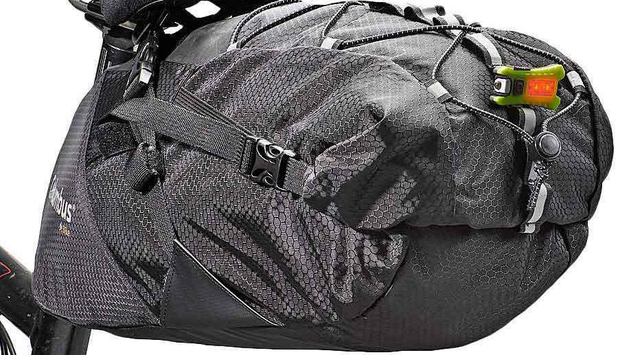 Pre order item: SADDLE BAG 18L