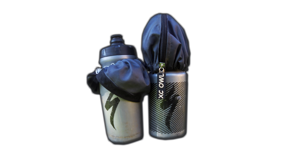 XC OWL BOTTLE DIRT BUSTER