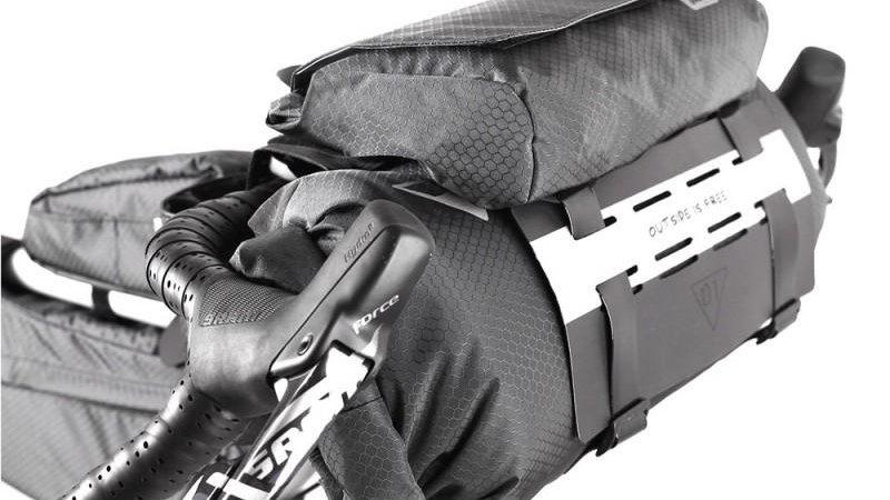 Pre order item: XTOURING DRY HANDLEBAR BAG