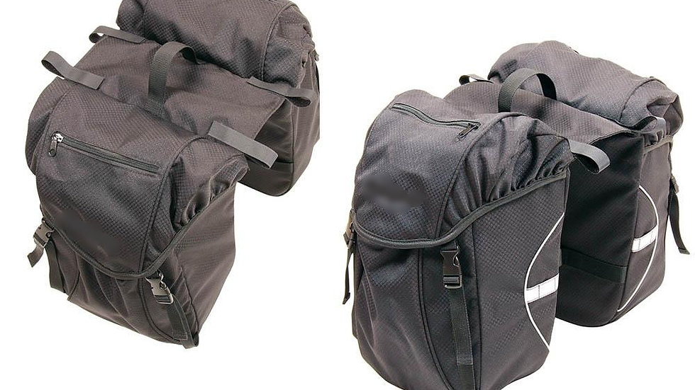 Pre order item: DOUBLE REAR BAGS