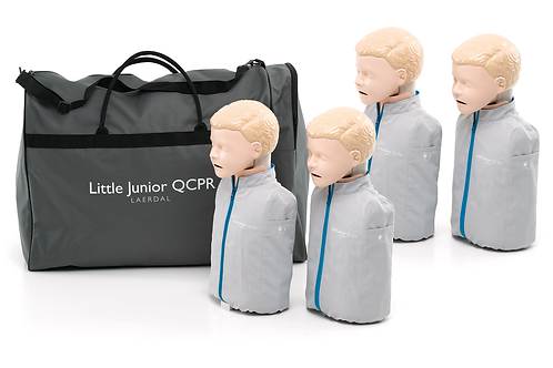 Little Junior QCPR 4-Pack (Light)