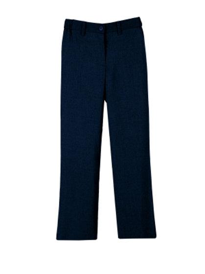 Girls Dress Pants (side elastic)