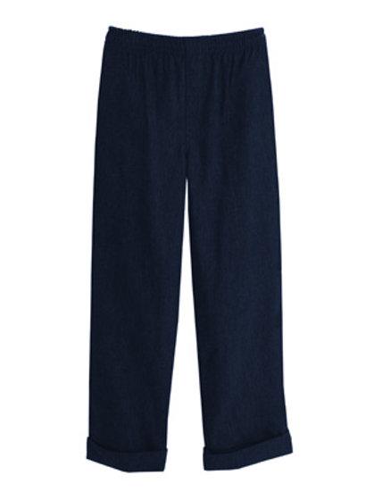 Elastic Waist Pull on Pants