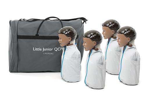 Little Junior QCPR 4-Pack (Dark)