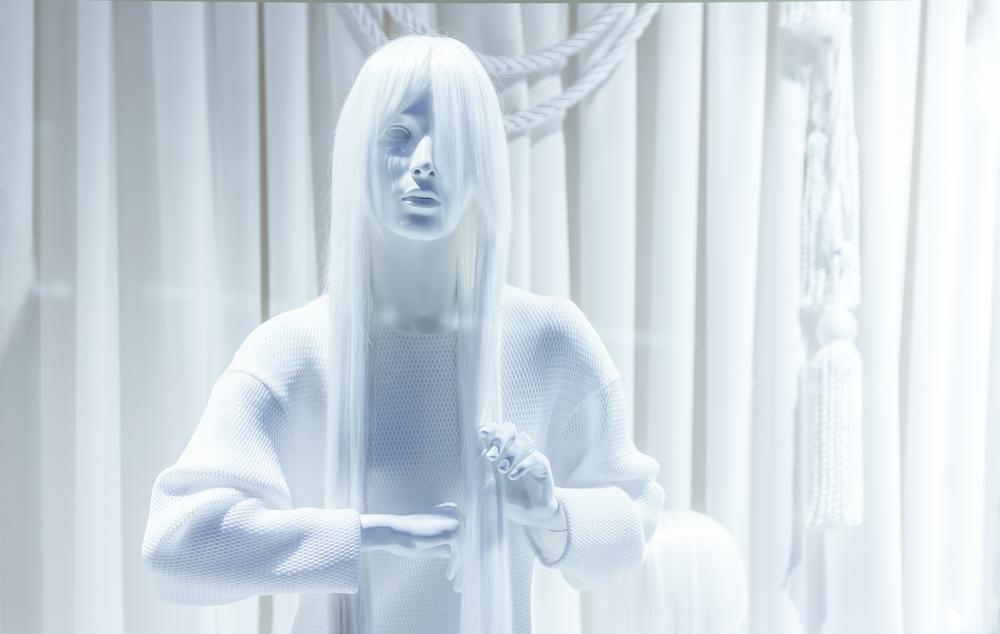 La Dame Blanche #1