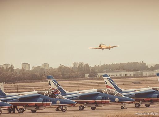 Meeting Aérien du Centenaire du Musée de l'Air et de l'Espace.