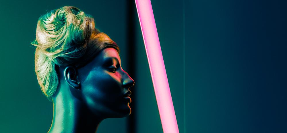 Glowing Edge #1