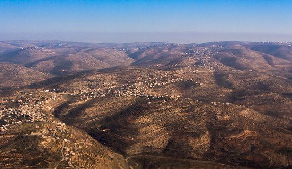 A l'horizon, Jerusalem
