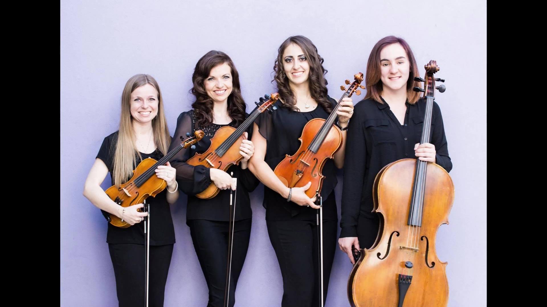 The Encore Quartet | Videos
