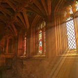 Fenêtre Lumière dans l'église