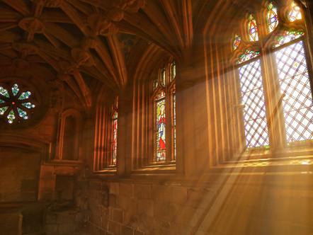 Manchmal gibt es kein Zurück - Reformationsgottesdienst in der Schlosskirche