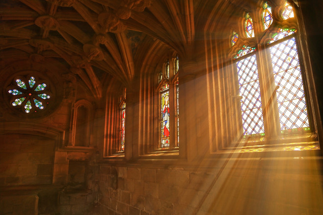 Churches 'at risk' and tourism
